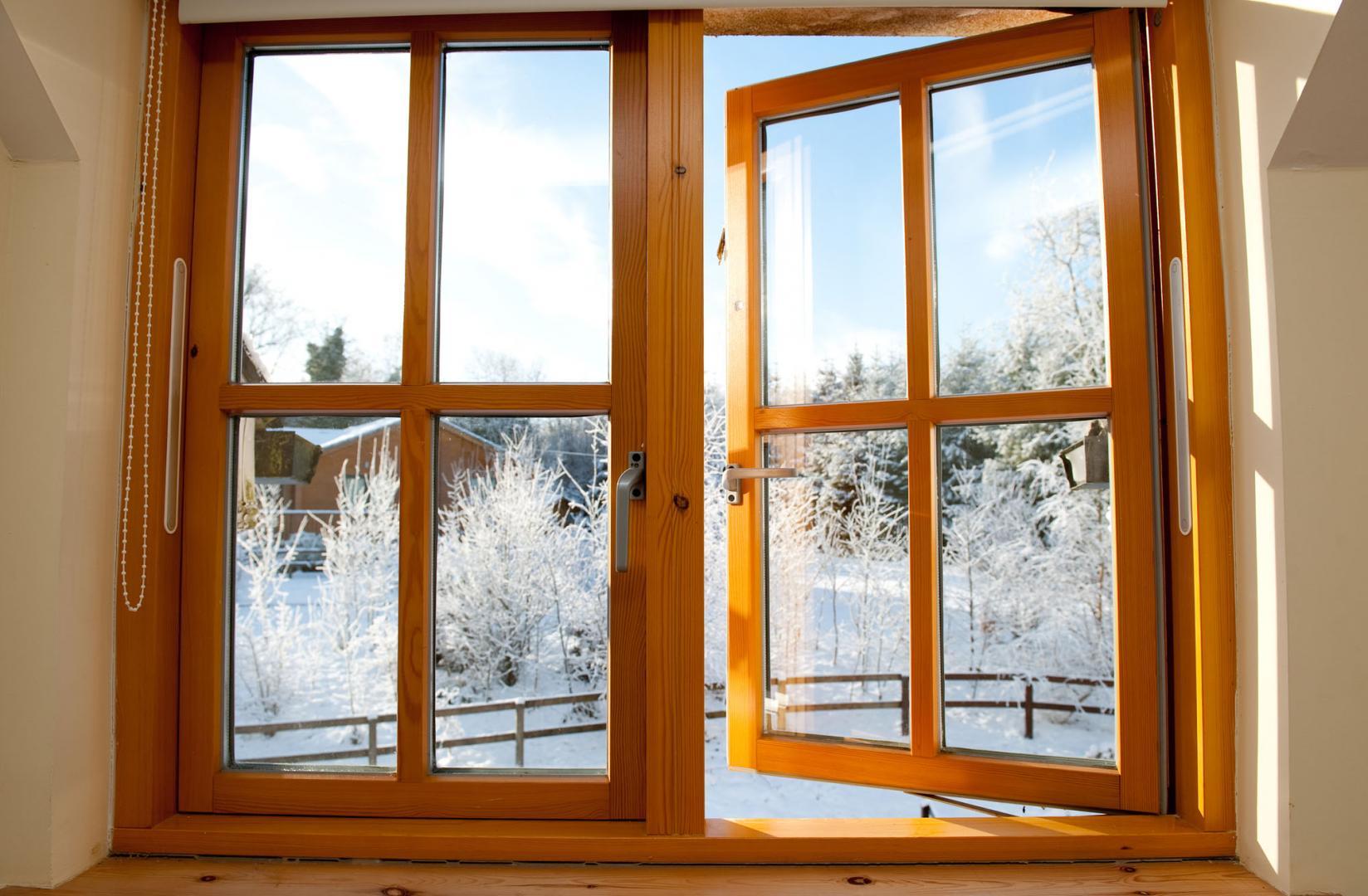 fenêtres en menuiserie bois