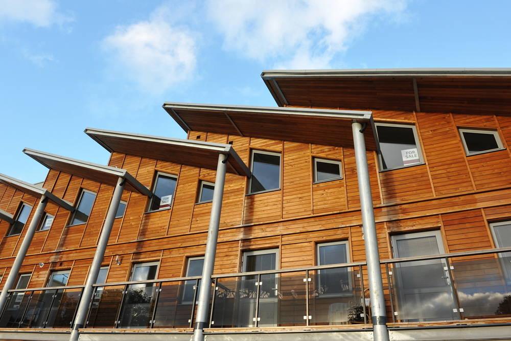 immeuble en bois